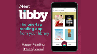 Meet Libby, the one tap reading app