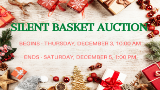 Christmas Silent Basket Auction